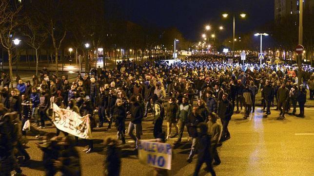 Gezi ruhu, muhafazakâr İspanyol kenti Burgos'ta (15 Ocak 2014 – BirGün / Doğan Tılıç'ın Andres Mourenza'dan çevirisi)
