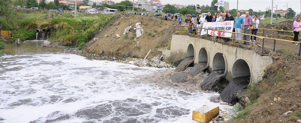 40 Yıl Önce Nehirdi, Şimdi Zehir Oldu!