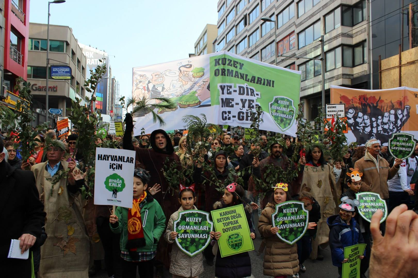 İstanbul'u savunmak, demokrasiyi savunmak