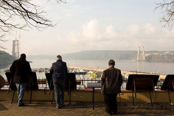 Garipçe Köyü'nde 'Üçüncü Köprü' Huzursuzluğu (yapi.com.tr – 20.01.2014)
