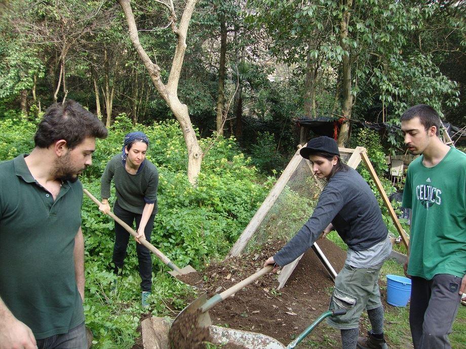 Şehrin Orta Yerinde Bir Bahçe: Tarlataban