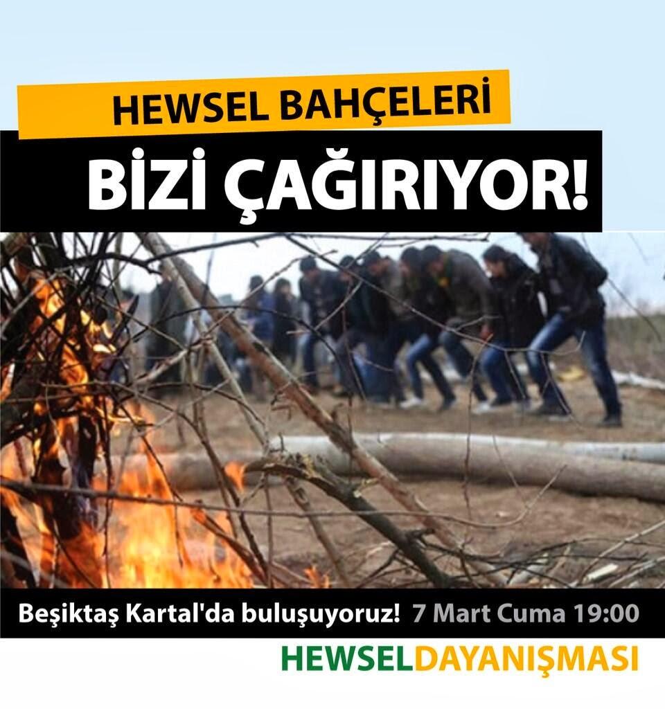 Gezi Parkı'ndan Hevsel Bahçelerine, bu daha başlangıç!