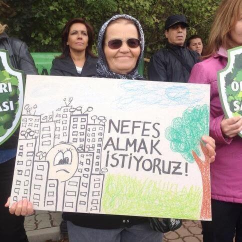 Yeşil İstanbul'a Küsecek