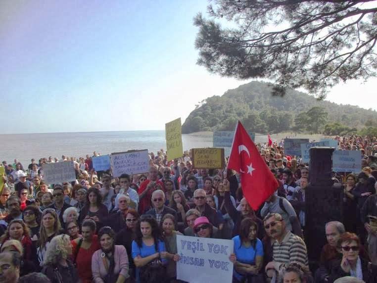 Antalya Phaselis için tek yumruk oldu!