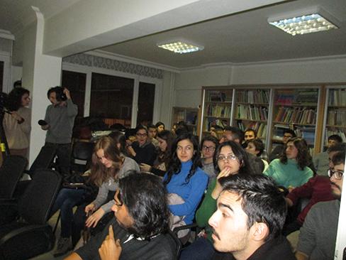 YTÜ Öğrencilerinden Kuzey Ormanları Paneli