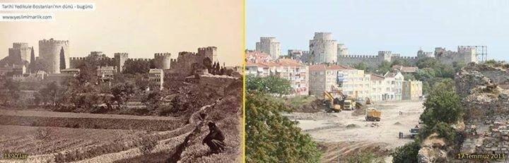 Yedikule Bostanları Bizim İstanbul Bizim!