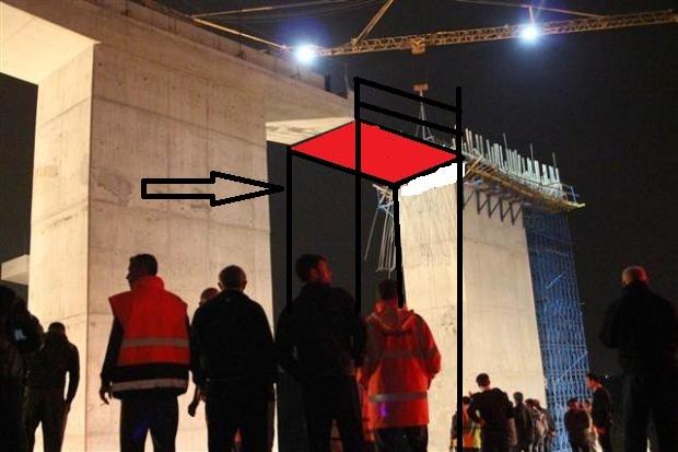 3. Köprü inşaatında çöken iskele ile ilgili Politeknik raporu
