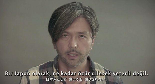 Nükleer konusunda Türkiye'yi uyaran Japon Yönetmen Tange Anlatıyor