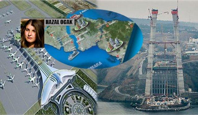İstanbul'u yok etme projeleri