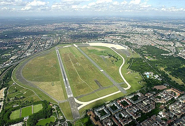 Halk İstedi Diye Havalimanı Yeşil Alan Kalacak