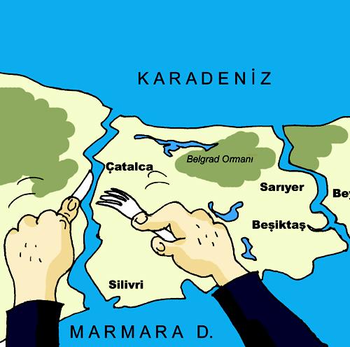 Marmara'nın idam fermanı