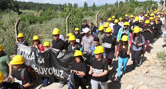 Somalı madencilerin hatırası Buca'da ağaçlarda yaşayacak