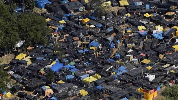 Brezilya: Evsiz işçiler direniş çadırları kurdu