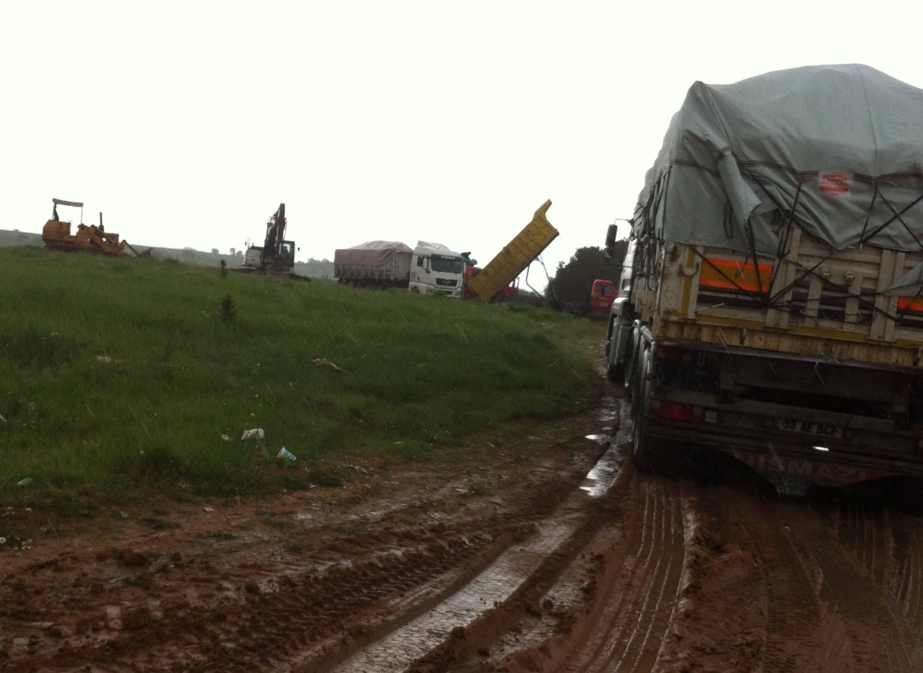 Trakya Toprakları Zehirli Atıklarla Dolduruluyor!