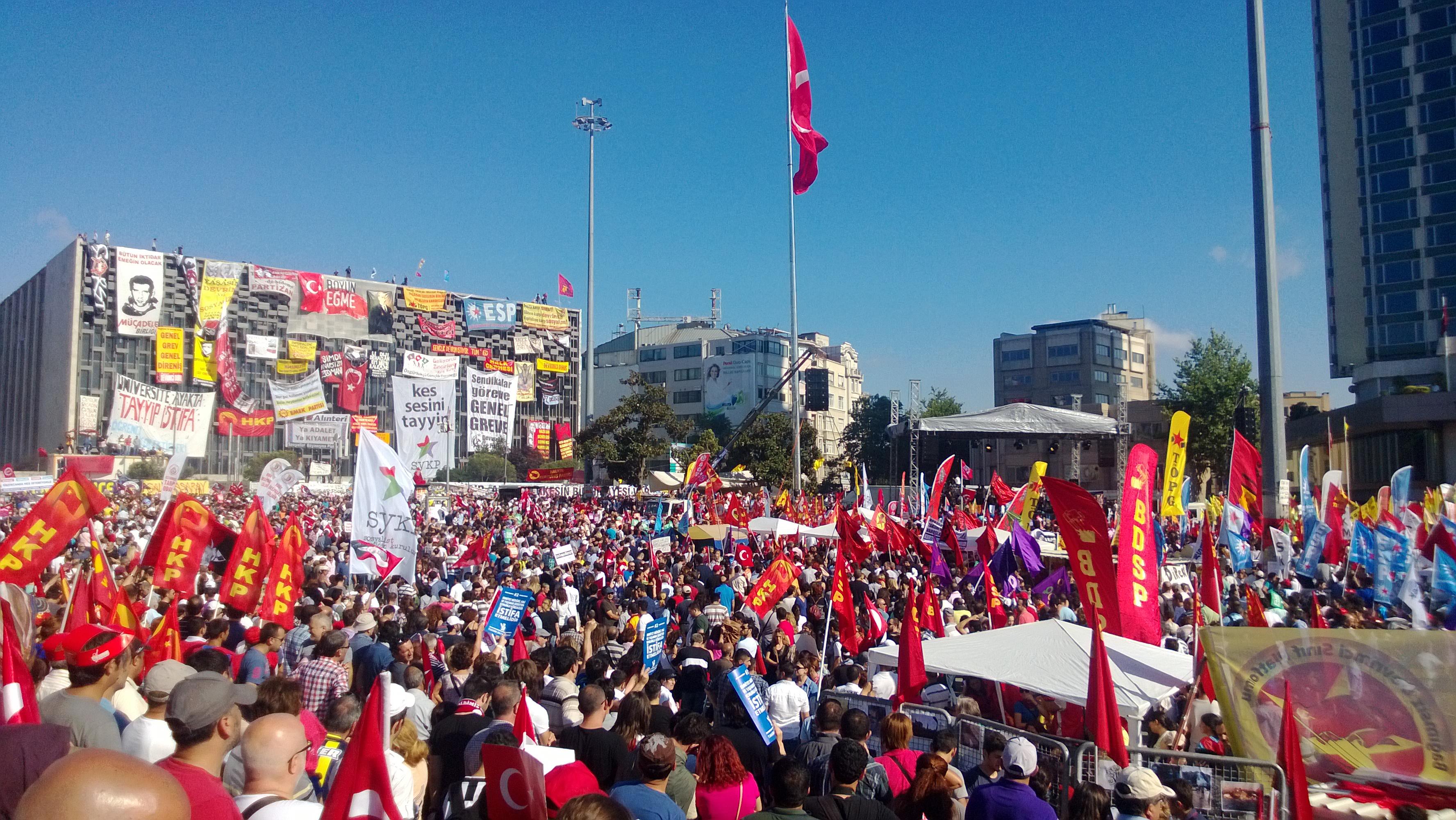 Gezi ve Kent Hakkı