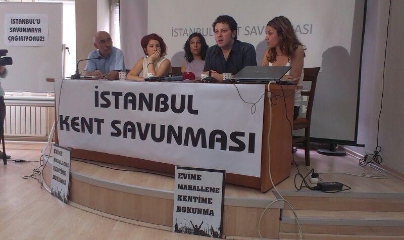 İstanbul Kent Savunması kuruluşunu ilan etti!