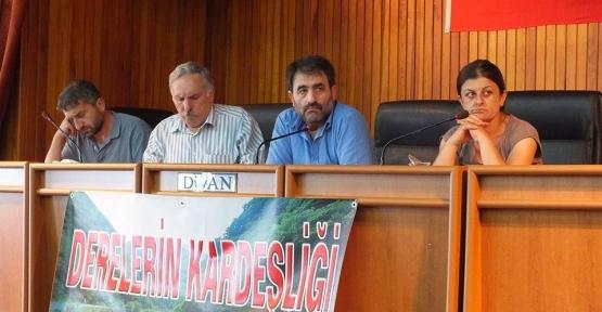 Derelerin Kardeşliği Platformu Meclisi'nden açıklama