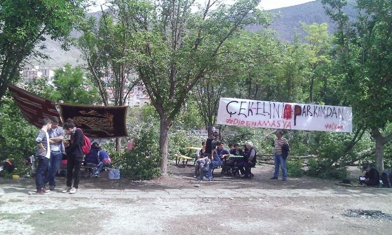 Amasya'da direniş kazandı!