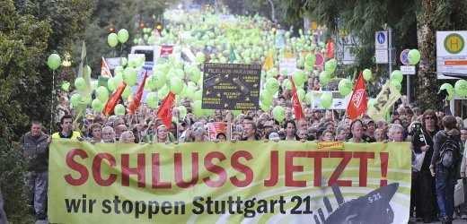 Her yer Stuttgart, her yer Taksim, her yer direniş…