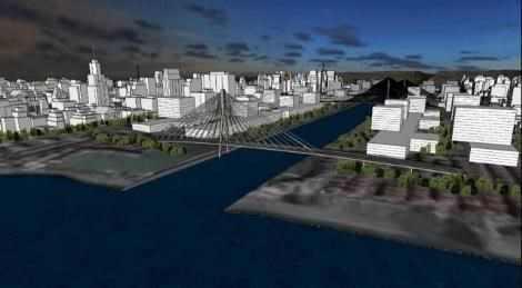 Kanal İstanbul yok, manzarası var!