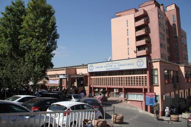 Taksim Hastanesi beton yığını olacak