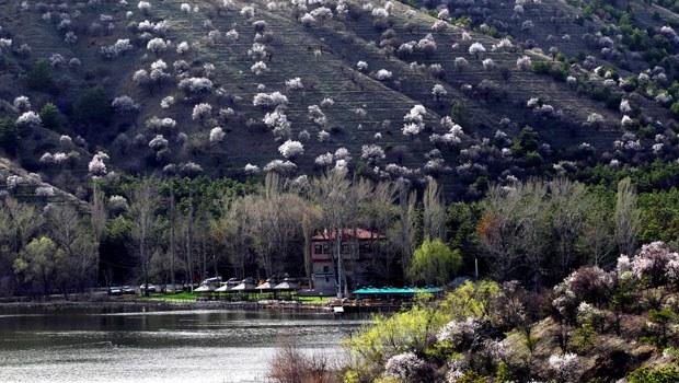 Eymir Gölü yapılaşmaya açılıyor