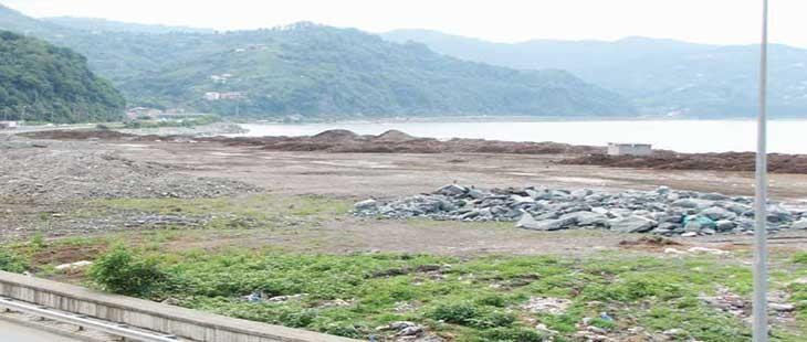 'Deniz manzaralı çöplük istemiyoruz'