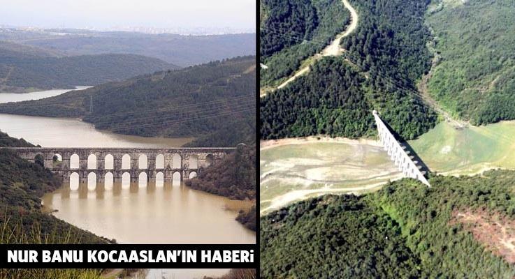 Alibeyköy Arena!.. Bir zamanlar barajdı; artık futbol sahasını andırıyor