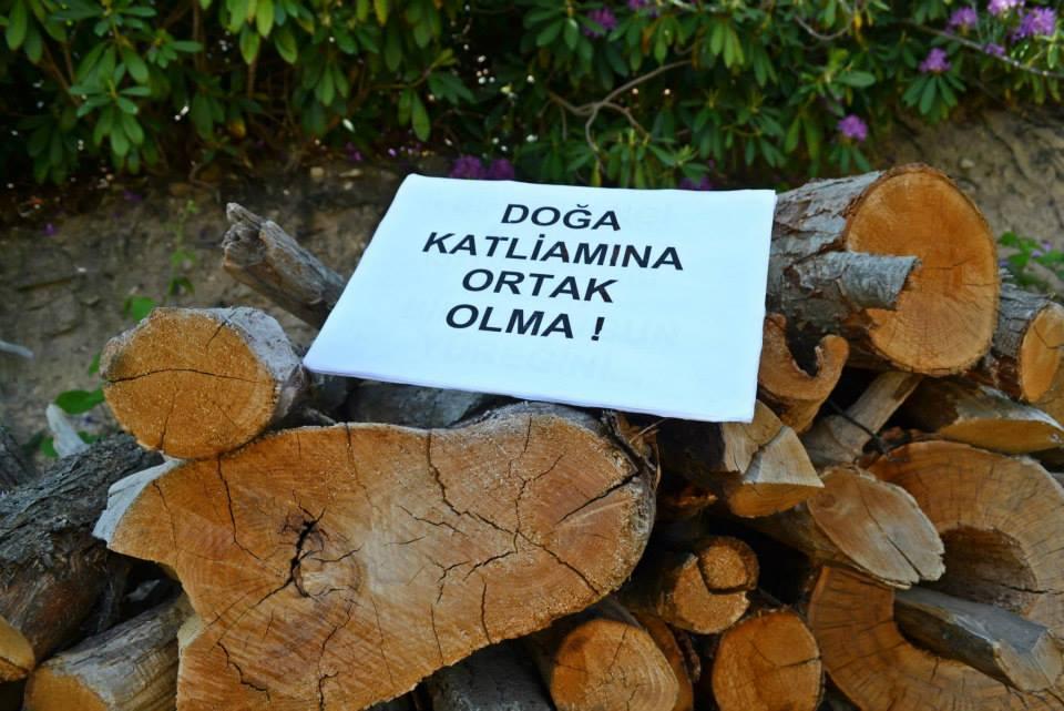 Fatsa Bahçeler Köyü'nde siyanür mücadelesi devam ediyor