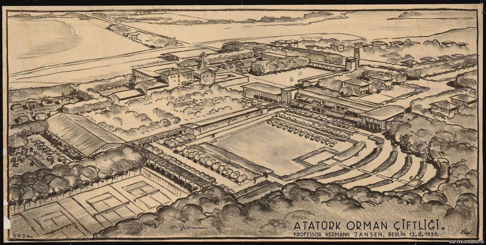 Atatürk Orman Çiftliği arazisinin üçte ikisi gitti