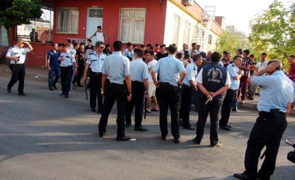 Gaziantep'te park eylemine biber gazlı müdahale