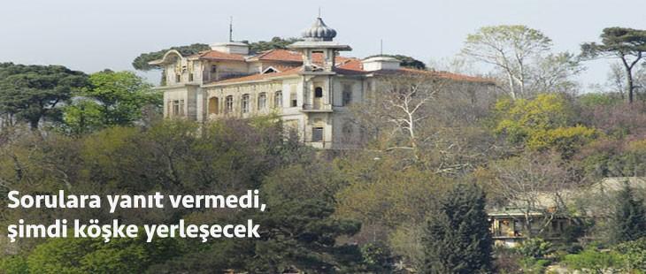 İstanbul'u götürüyorlar gözleri kapalı…