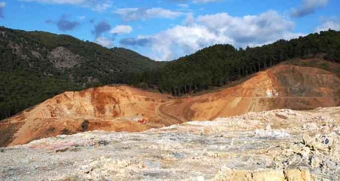 Bakanlık onayladı: Bergama'ya bir altın madeni daha geliyor