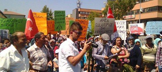 Karadağlılar köylerine sahip çıkıyor: 'Altıncı şirket Karadağ'ı terket'