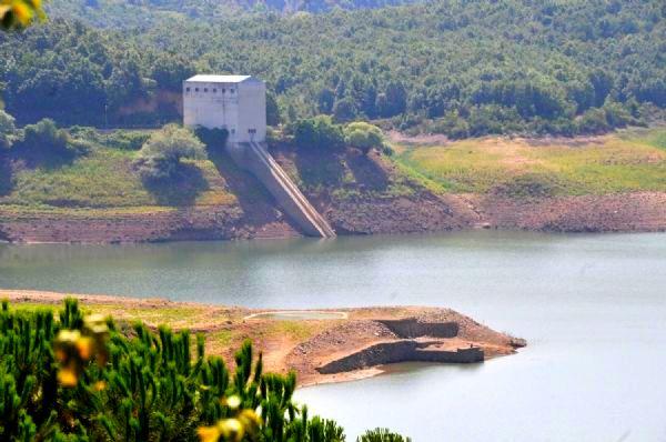 İstanbul'dan sonra Yalova da susuzluk tehdidi altında: kentin bir aylık suyu kaldı