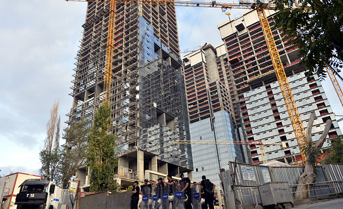 Teftiş Kurulu Başkanı: İşçileri yük asansörüyle taşımışlar