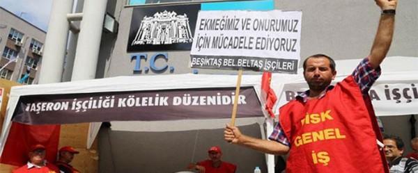 BELTAŞ işçileri direndi, kazandı!