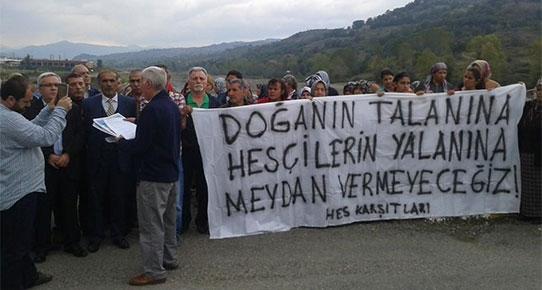 HES şirketinden AKP'li vekilin babasına 30 milyon liralık ihtar!