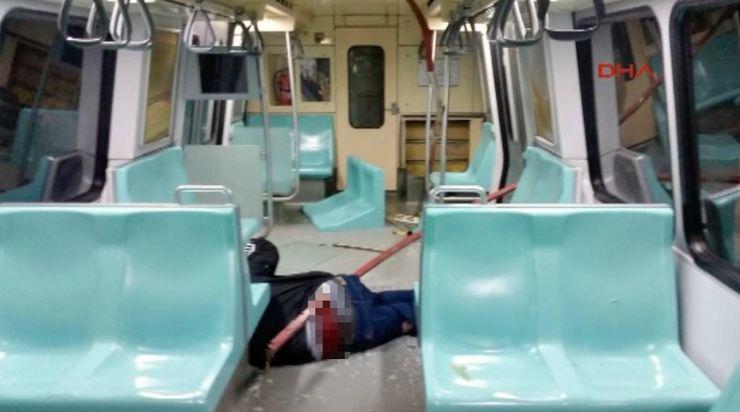 İnşaat Halinde Metro Açılmaz! Hırsınız Batsın!