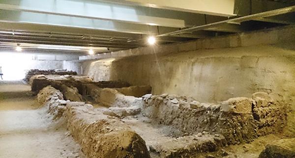 2700 yıllık antik kent imara açıldı