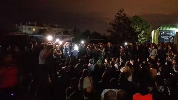 Validebağlılar Şiddete ve Hukuksuzluğa Rağmen Koruyu Savunmaya Kararlı