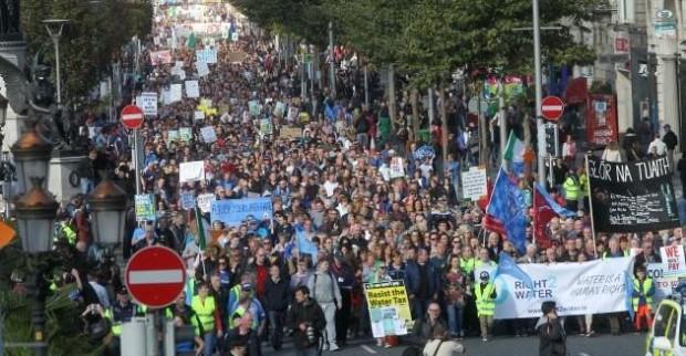 Geleceğine sahip çıkmak: İrlanda'da su hakkı için mücadele