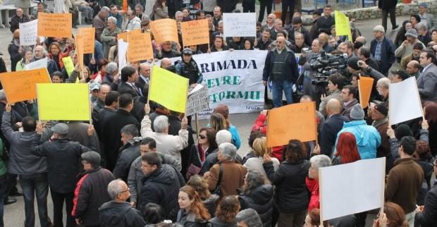 Hükümetten 'HES için kamulaştırma' saldırısı