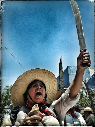 Meksiko: San Salvador Atenco Toprak Savaşı Veriyor, Planlanan Havaalanına Karşı Direniyor