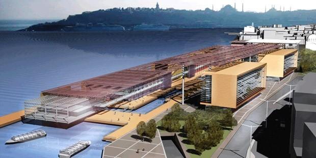 Bilgili ve Şahenk'e bir 'kötü haber' daha: Galataport için yürütmeyi durdurma kararı alındı