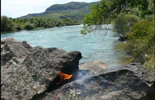 İmarsız Pembelik Barajı ve HES'e Durdurma