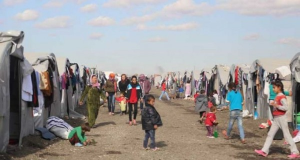 Çadır kentlerde kışlık ihtiyaç çağrısı
