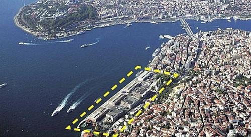 10 maddede Galataport'un hikâyesi