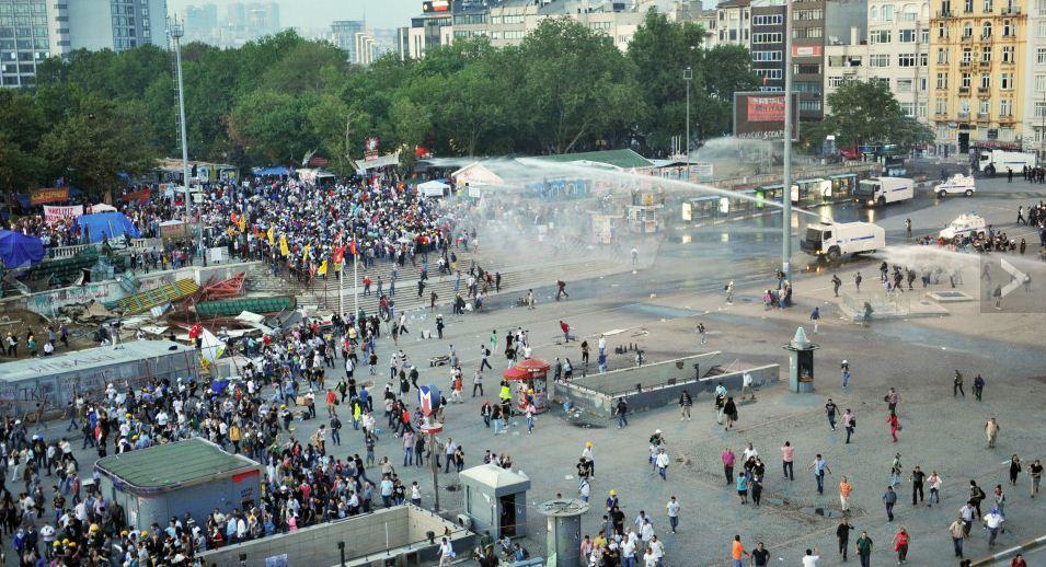 AKP'nin 'Gezi' inadı bitmiyor: 'Kışla' için bütçeden pay