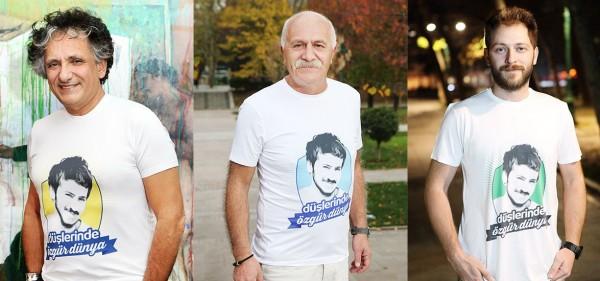 """Ali İsmail'in hayalleri için """"Düşlerinde özgür dünya"""" kampanyası"""